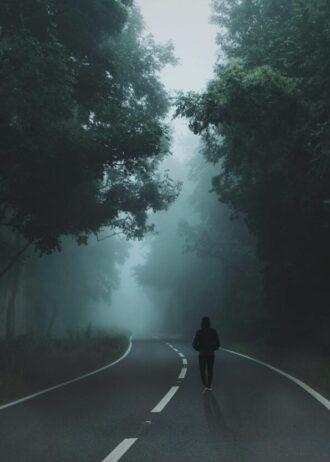chwilowa samotność