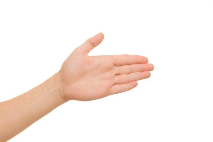 drżenie rąk